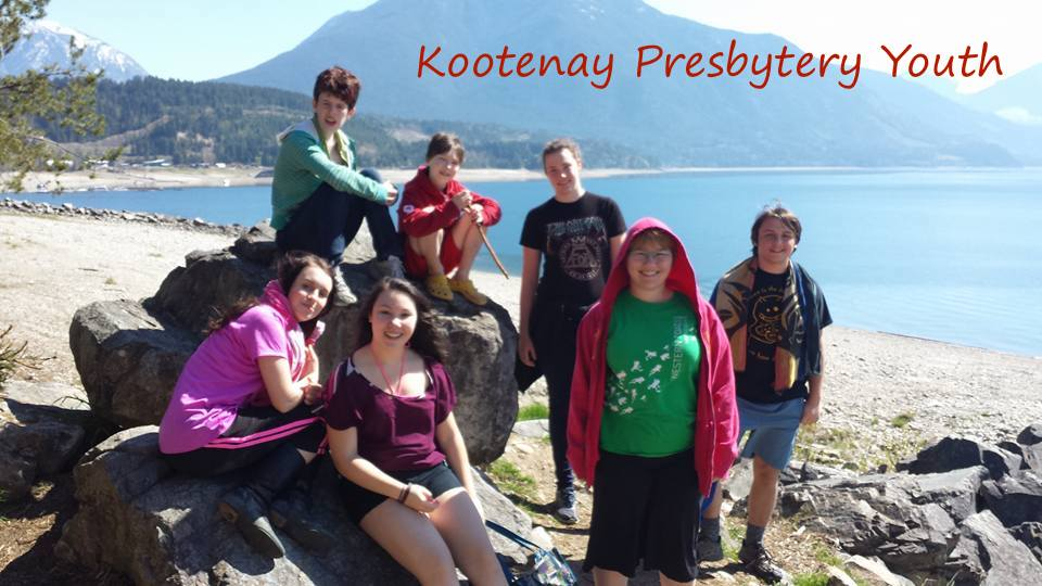 koorenay Presbytery youth